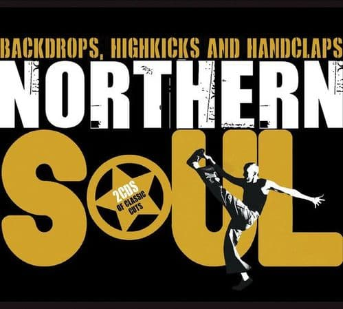 Various<br>Northern Soul (Backdrops, Highkicks And Handclaps)<br>2CD, Comp